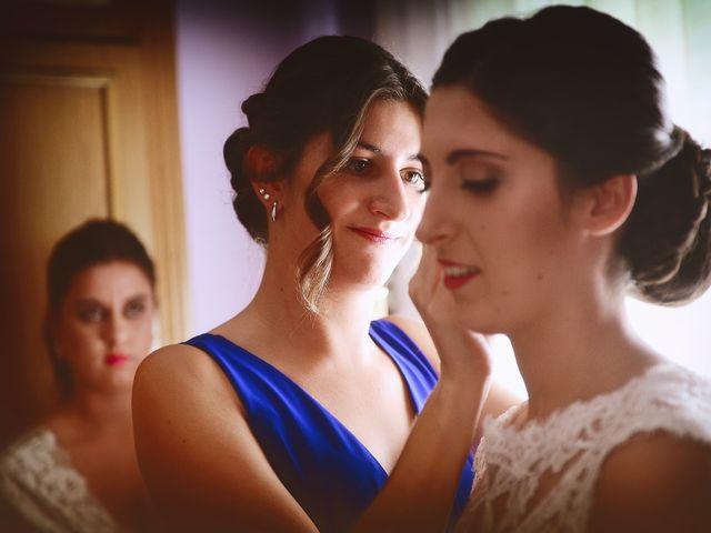 La boda de Isidro y Melissa en Cabezuela Del Valle, Cáceres 52