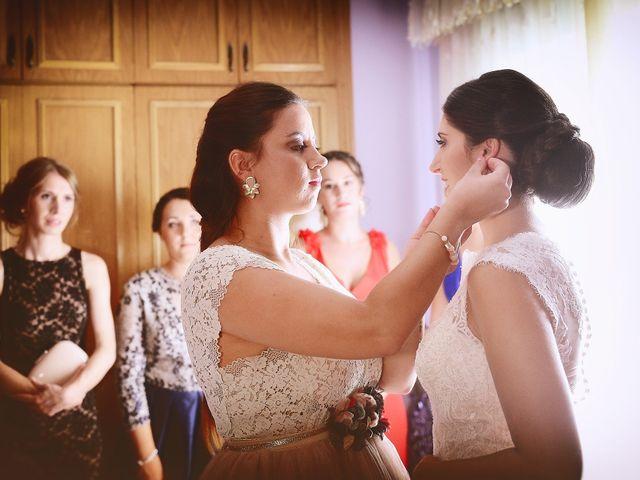 La boda de Isidro y Melissa en Cabezuela Del Valle, Cáceres 53