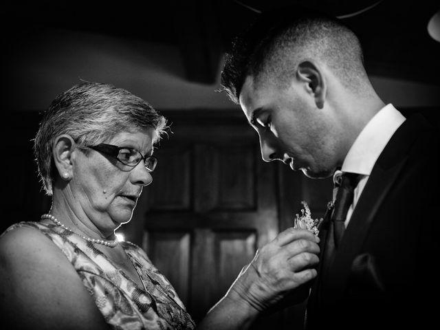 La boda de Isidro y Melissa en Cabezuela Del Valle, Cáceres 55