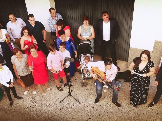 La boda de Isidro y Melissa en Cabezuela Del Valle, Cáceres 58