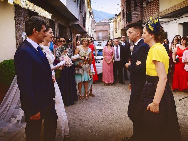 La boda de Isidro y Melissa en Cabezuela Del Valle, Cáceres 59