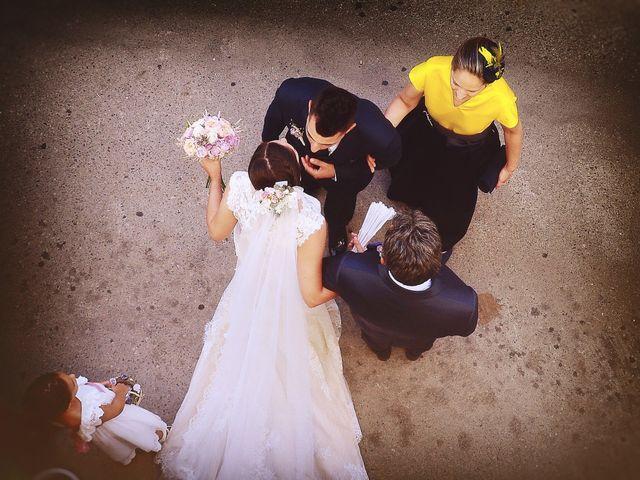 La boda de Isidro y Melissa en Cabezuela Del Valle, Cáceres 60