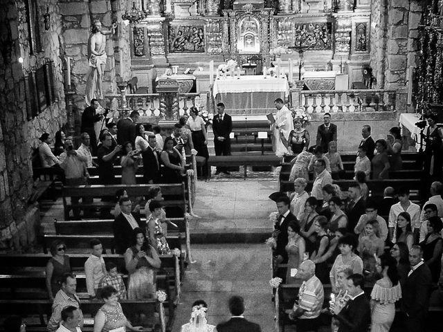 La boda de Isidro y Melissa en Cabezuela Del Valle, Cáceres 65
