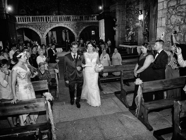 La boda de Isidro y Melissa en Cabezuela Del Valle, Cáceres 66