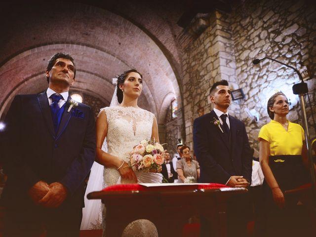 La boda de Isidro y Melissa en Cabezuela Del Valle, Cáceres 67
