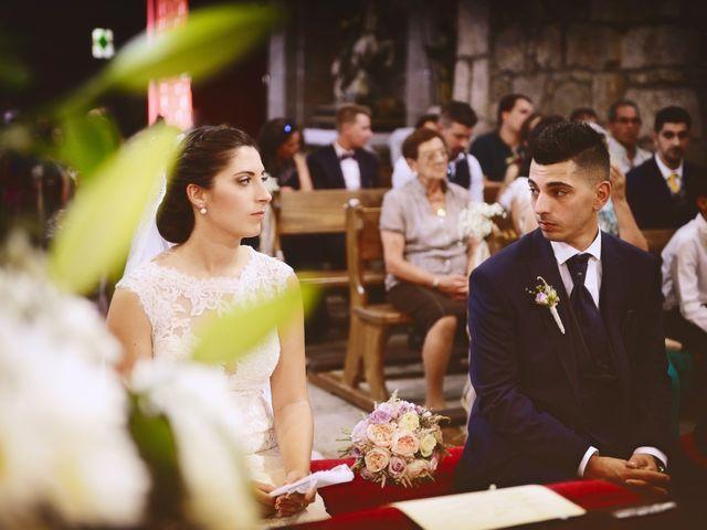 La boda de Isidro y Melissa en Cabezuela Del Valle, Cáceres 69