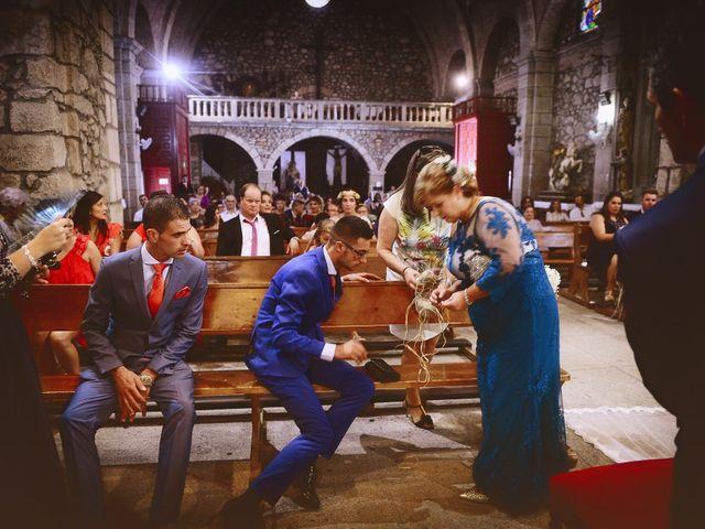 La boda de Isidro y Melissa en Cabezuela Del Valle, Cáceres 70