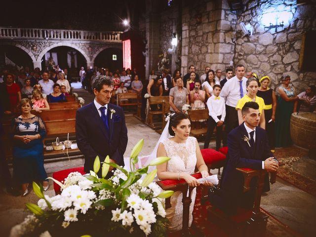 La boda de Isidro y Melissa en Cabezuela Del Valle, Cáceres 71