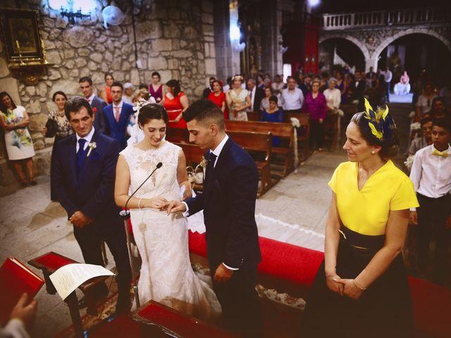 La boda de Isidro y Melissa en Cabezuela Del Valle, Cáceres 74