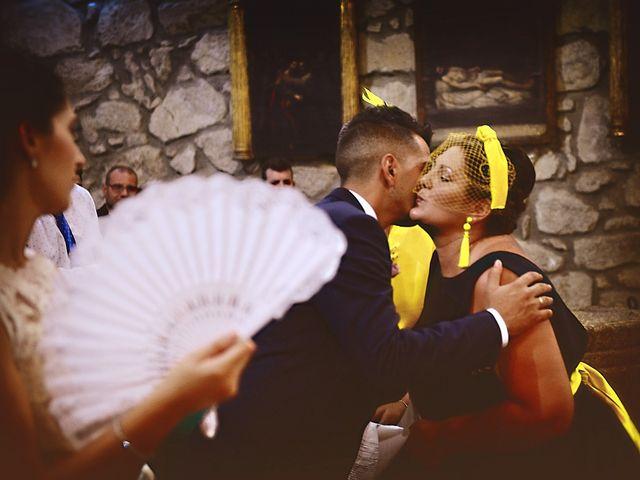 La boda de Isidro y Melissa en Cabezuela Del Valle, Cáceres 75