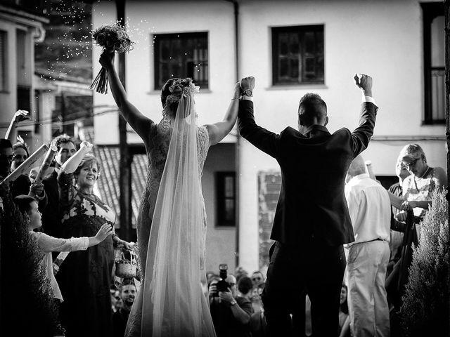 La boda de Isidro y Melissa en Cabezuela Del Valle, Cáceres 78