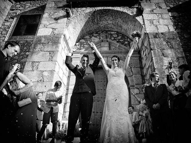 La boda de Melissa y Isidro