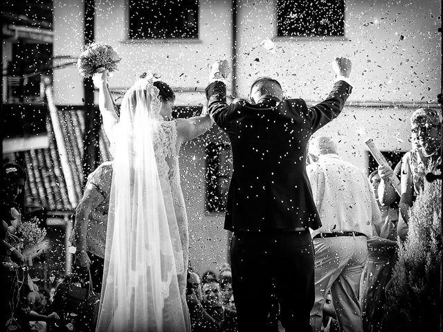 La boda de Isidro y Melissa en Cabezuela Del Valle, Cáceres 79