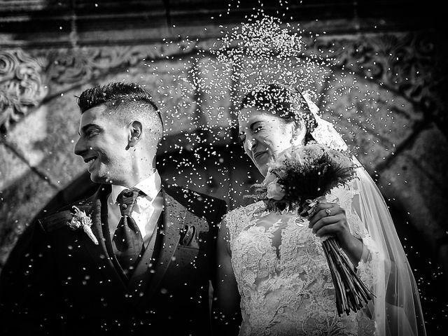 La boda de Isidro y Melissa en Cabezuela Del Valle, Cáceres 80