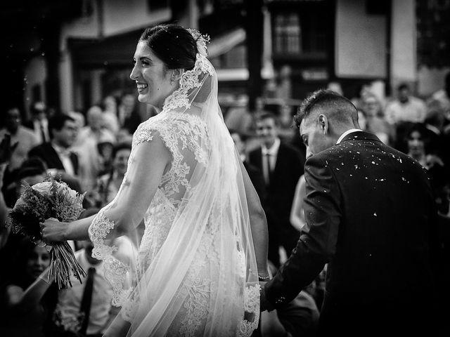 La boda de Isidro y Melissa en Cabezuela Del Valle, Cáceres 82