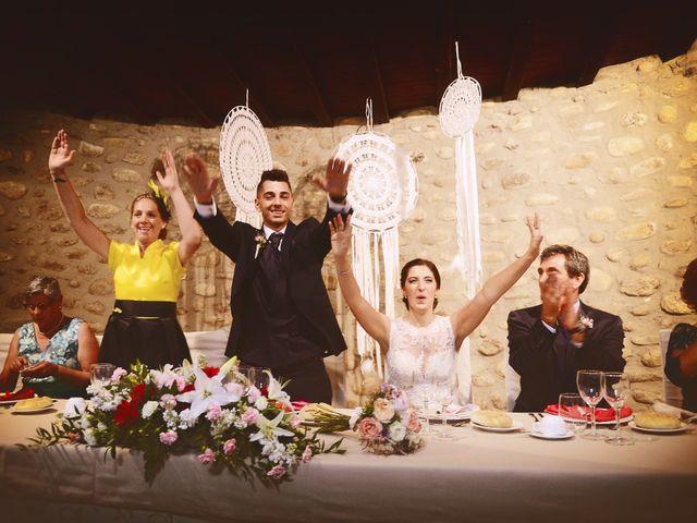 La boda de Isidro y Melissa en Cabezuela Del Valle, Cáceres 86