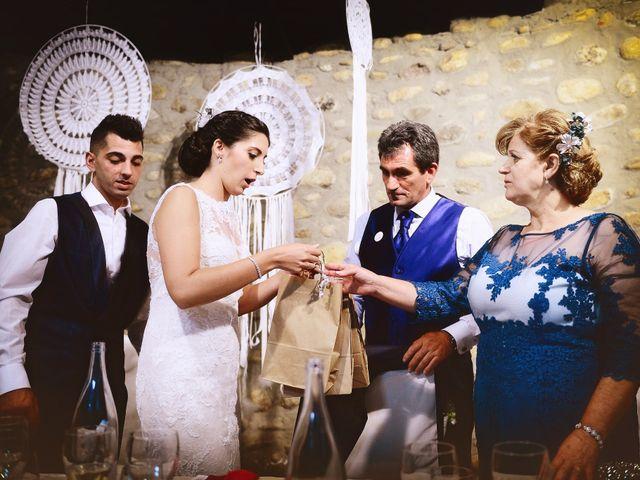 La boda de Isidro y Melissa en Cabezuela Del Valle, Cáceres 87