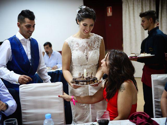 La boda de Isidro y Melissa en Cabezuela Del Valle, Cáceres 88