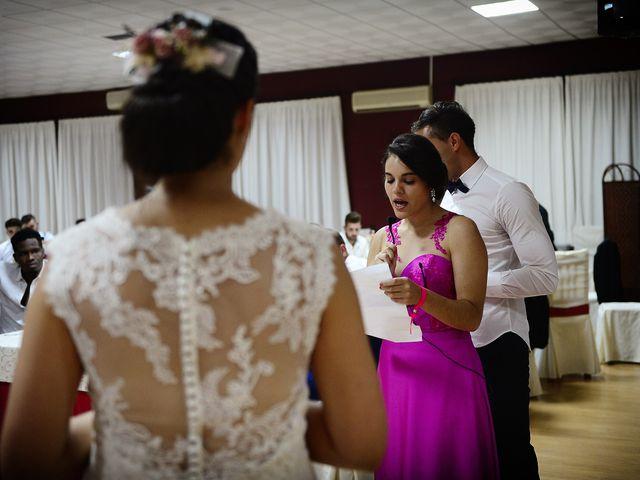La boda de Isidro y Melissa en Cabezuela Del Valle, Cáceres 89