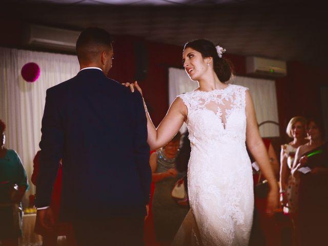La boda de Isidro y Melissa en Cabezuela Del Valle, Cáceres 92