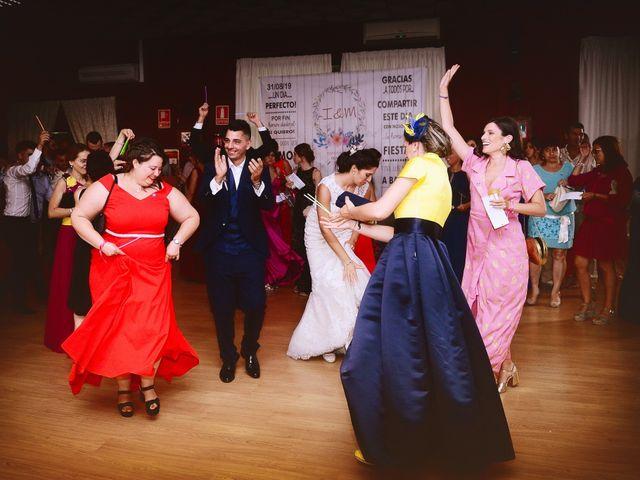 La boda de Isidro y Melissa en Cabezuela Del Valle, Cáceres 94