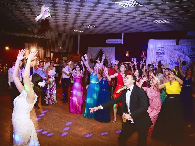 La boda de Isidro y Melissa en Cabezuela Del Valle, Cáceres 99