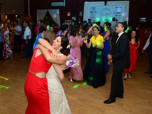La boda de Isidro y Melissa en Cabezuela Del Valle, Cáceres 101