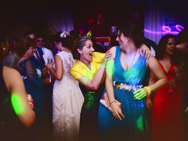 La boda de Isidro y Melissa en Cabezuela Del Valle, Cáceres 102