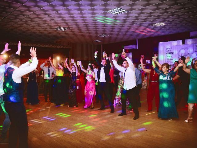 La boda de Isidro y Melissa en Cabezuela Del Valle, Cáceres 103