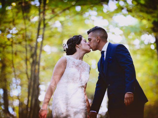 La boda de Isidro y Melissa en Cabezuela Del Valle, Cáceres 110