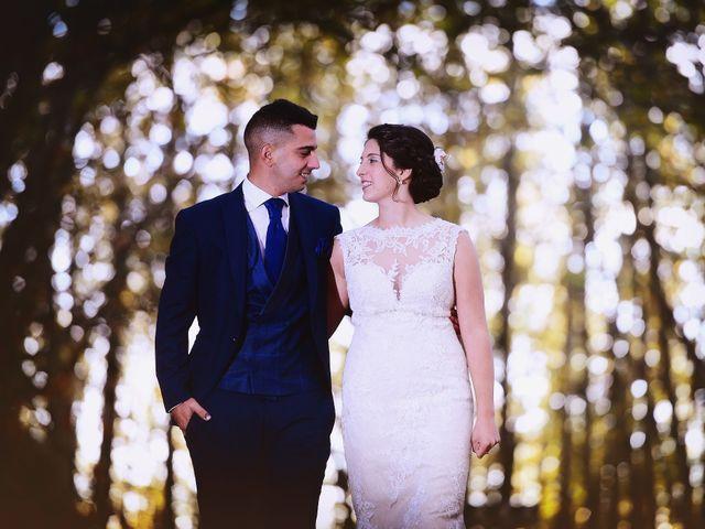 La boda de Isidro y Melissa en Cabezuela Del Valle, Cáceres 114