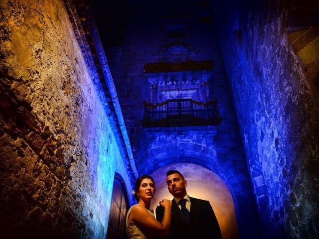 La boda de Isidro y Melissa en Cabezuela Del Valle, Cáceres 119