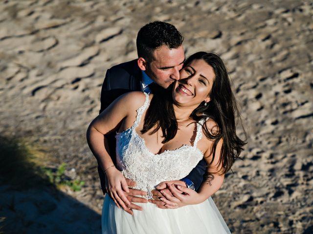 La boda de Sara y Simón