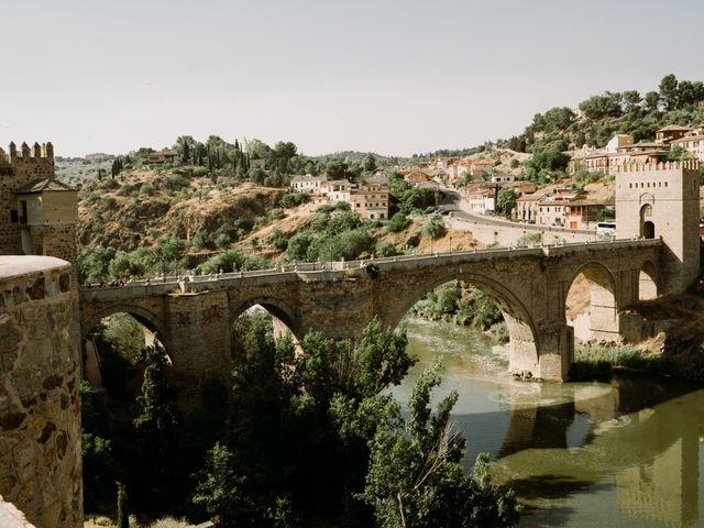 La boda de Guzmán y Belén en Toledo, Toledo 9