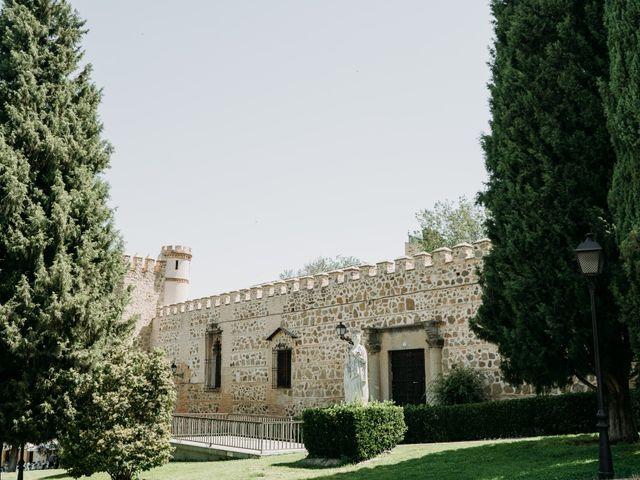 La boda de Guzmán y Belén en Toledo, Toledo 32
