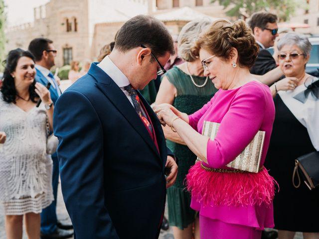 La boda de Guzmán y Belén en Toledo, Toledo 33