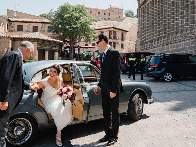 La boda de Guzmán y Belén en Toledo, Toledo 38