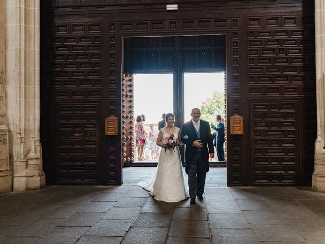 La boda de Guzmán y Belén en Toledo, Toledo 42