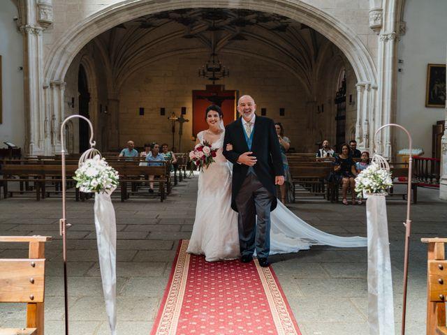 La boda de Guzmán y Belén en Toledo, Toledo 43