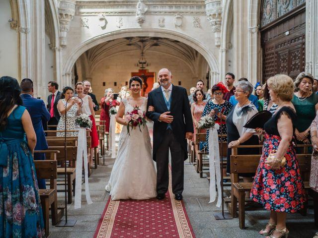 La boda de Guzmán y Belén en Toledo, Toledo 44