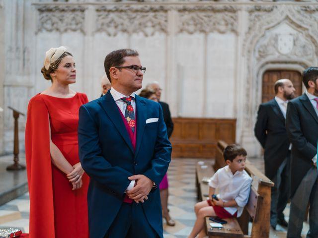 La boda de Guzmán y Belén en Toledo, Toledo 45