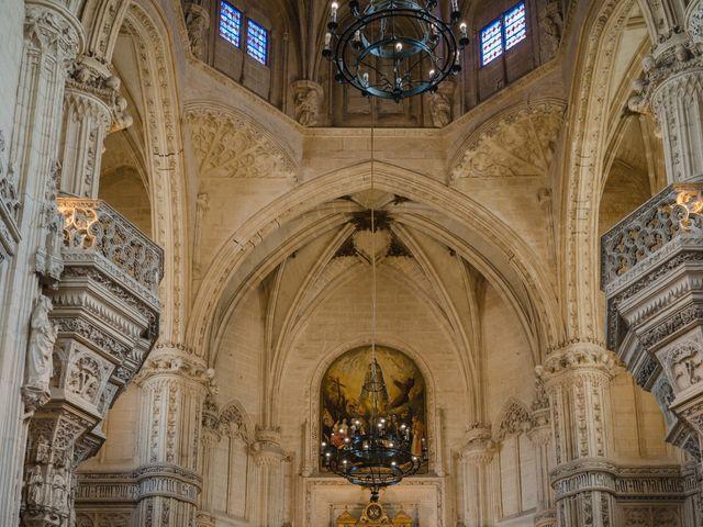 La boda de Guzmán y Belén en Toledo, Toledo 50