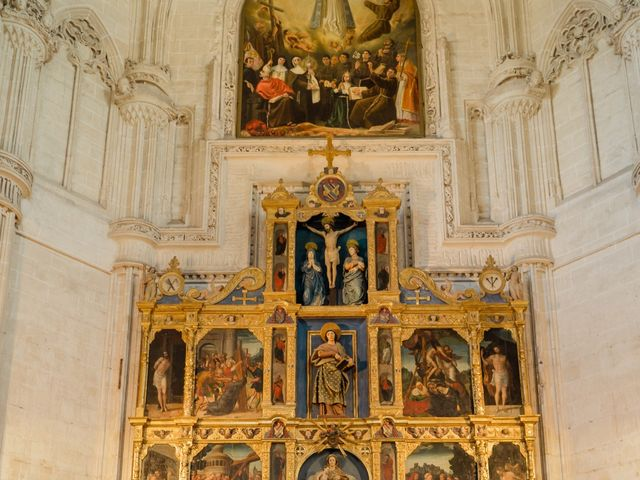 La boda de Guzmán y Belén en Toledo, Toledo 53