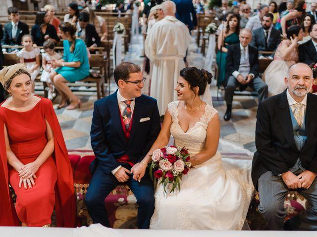 La boda de Guzmán y Belén en Toledo, Toledo 54