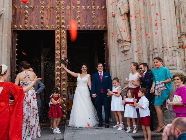La boda de Guzmán y Belén en Toledo, Toledo 55