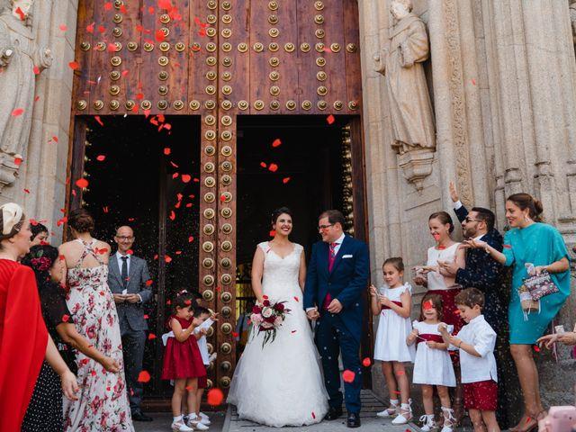 La boda de Guzmán y Belén en Toledo, Toledo 57