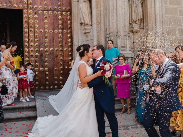 La boda de Guzmán y Belén en Toledo, Toledo 58