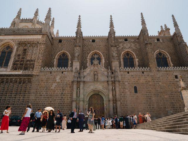 La boda de Guzmán y Belén en Toledo, Toledo 59
