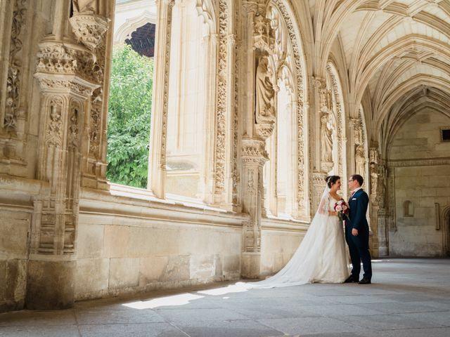 La boda de Guzmán y Belén en Toledo, Toledo 60