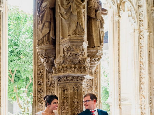 La boda de Guzmán y Belén en Toledo, Toledo 61